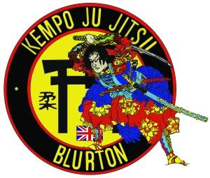 Fin Blurton Kempo Ju Jitsu Logo