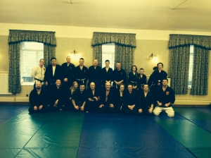 Groundwork seminar, Whaley Bridge Feb 22nd 2014